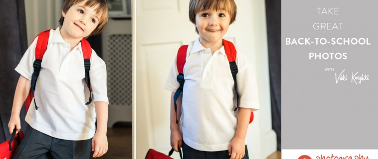 Back to school photography tips