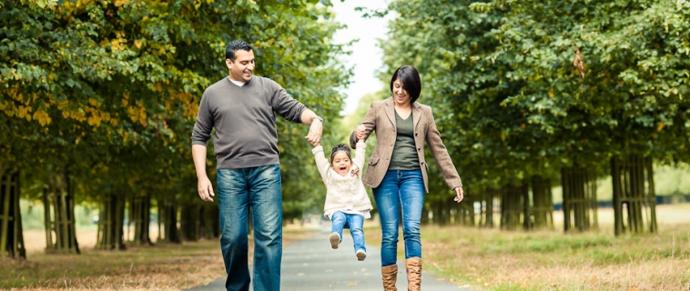 What to wear for your family photo shoot this autumn