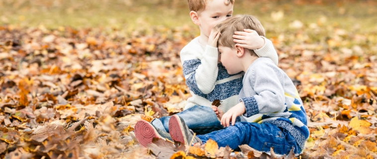 My autumn mini sessions at Claremont Gardens, Esher