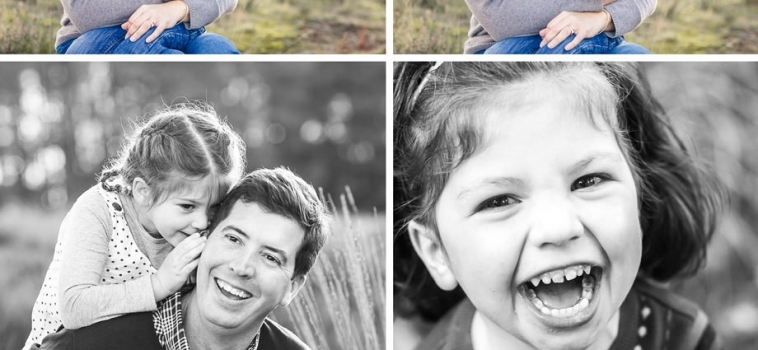 Family photo shoot in the Haslemere / Farnham area
