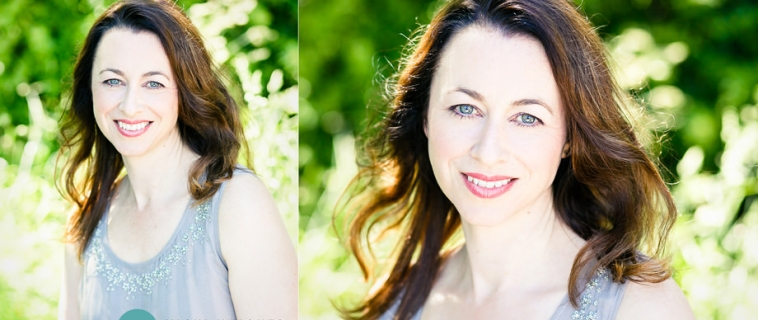 Surrey headshot session with Alex Truesdale