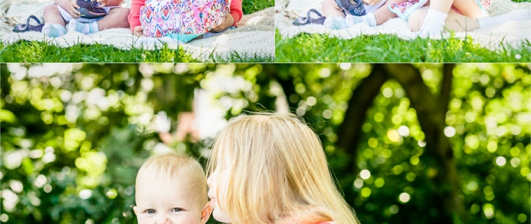 A family photo shoot in Kingston-Upon-Thames, Surrey
