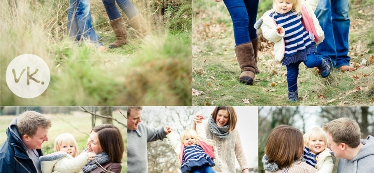 Family photo shoot in Thames Ditton (and an update on availability)