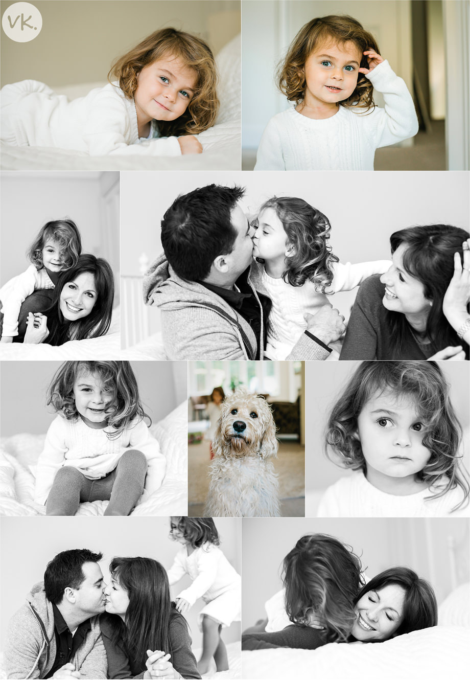 2012 Family Home Decorating Ideas: A Family Photo Shoot At Home In Esher