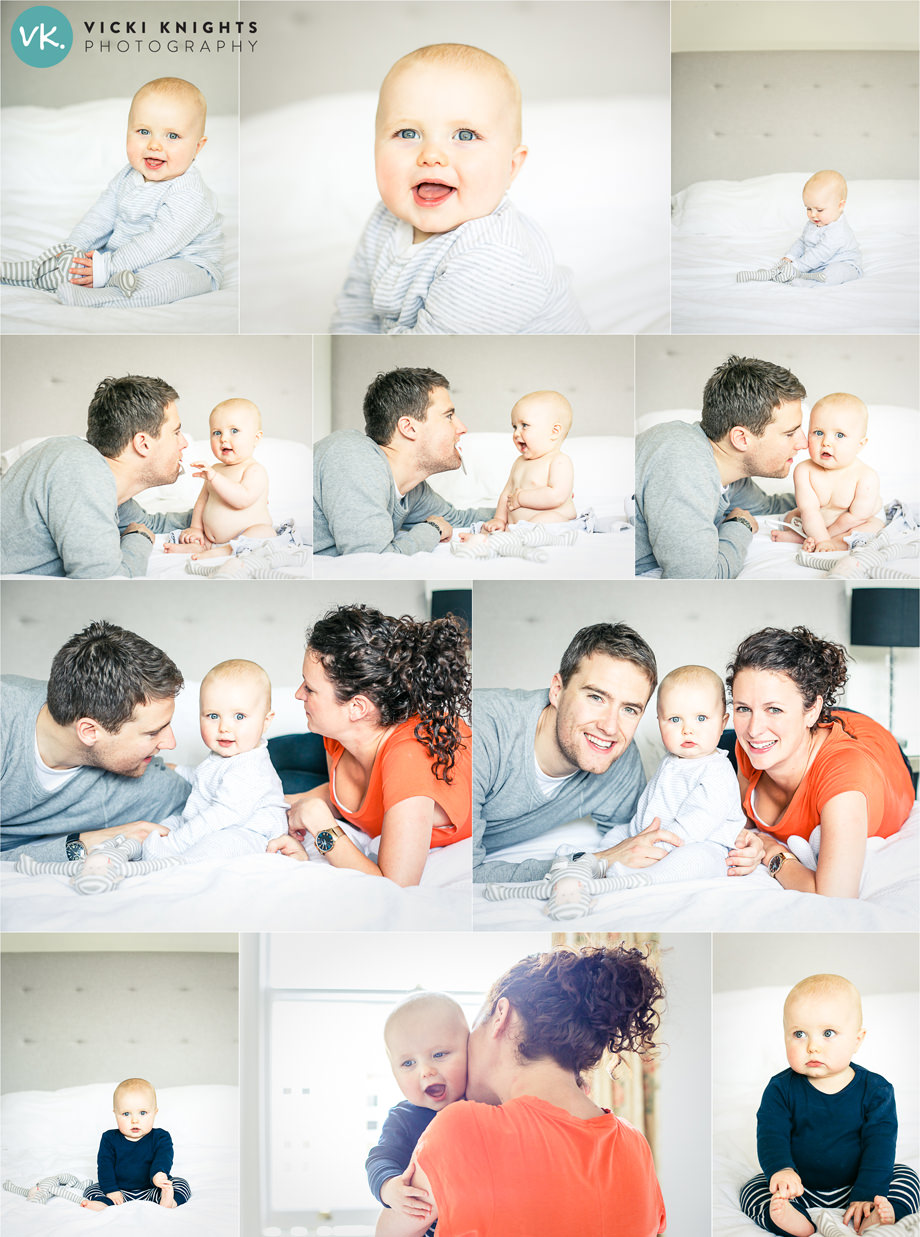 Ideas for baby photo shoots at home a baby photo shoot at home in balham