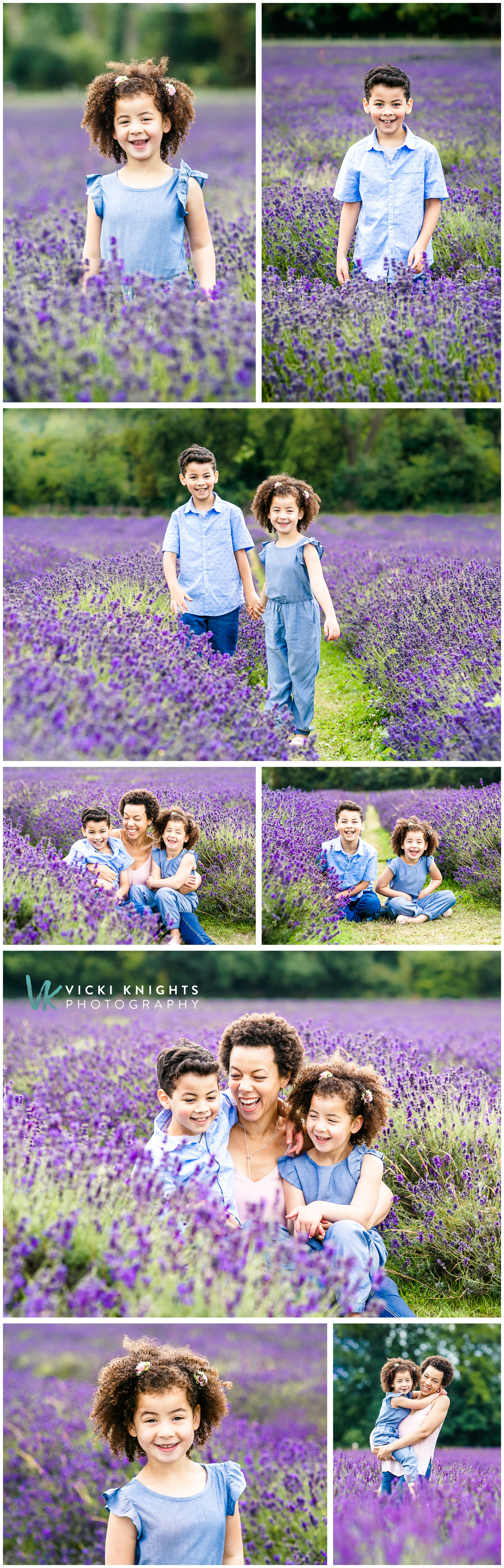 lavender family photo shoot surrey