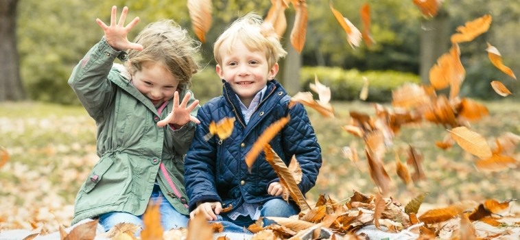Autumn family mini session (and my new website!)