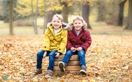 My autumn mini sessions in Esher, Surrey