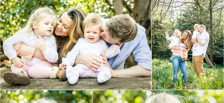 Spring mini sessions at Claremont Gardens, Esher – part three