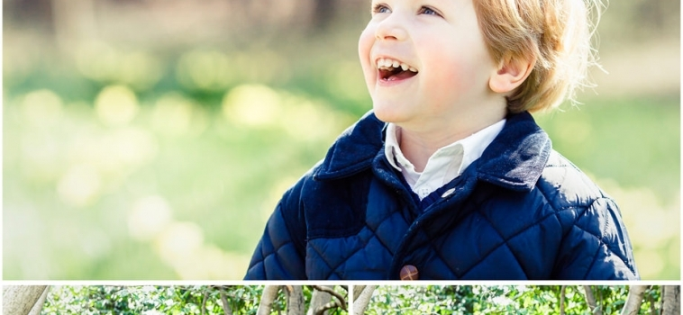 Spring mini session at Claremont Gardens, Esher – part two