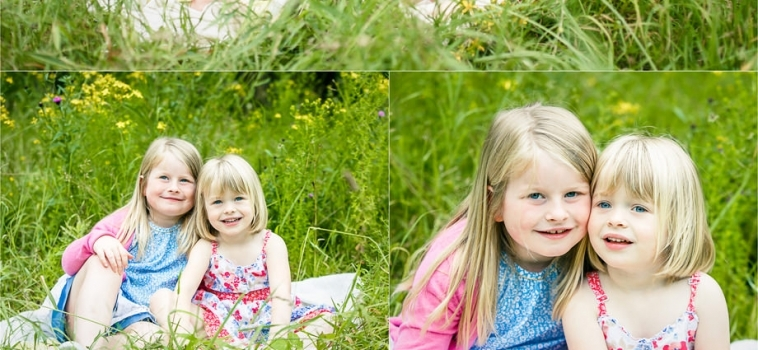 Family photo session at Claremont Gardens, Esher – part four