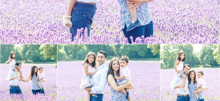 A mini photo session in the lavender fields – part two