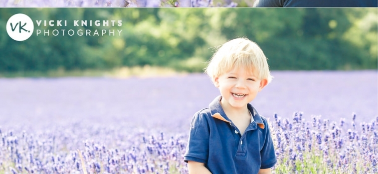 A mini photo session in the lavender fields – part one