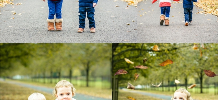 Autumn mini session in Surrey – Part Two