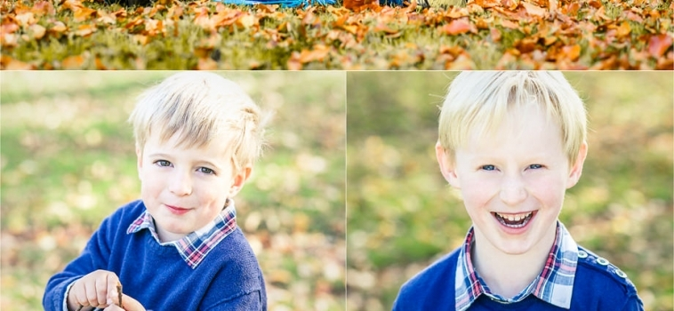 Autumn mini session in Surrey – Part One